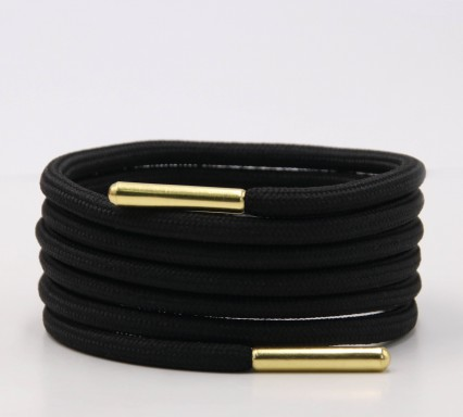 rope laces black 1